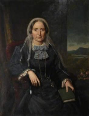 Hodges, Joseph Sydney Willis, 1828-1900; Mrs Henry Wood (1814-1887)