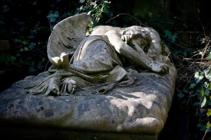 Sleeping Angel Highgate 2
