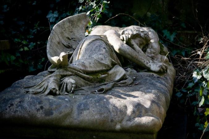 Sleeping Angel Highgate 2