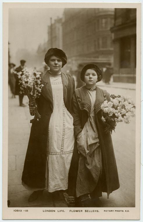 London Flower-Sellers