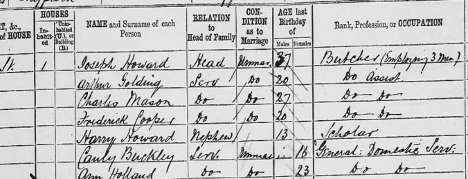 1881 Joseph Howard Census.jpg