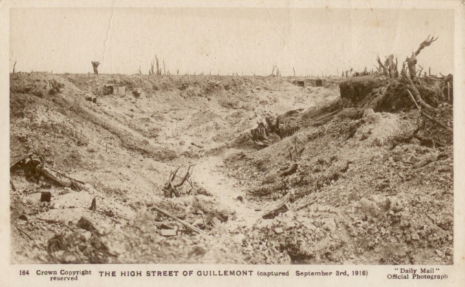 Daily_Mail_Postcard_-The_High_Street_of_Guillemont